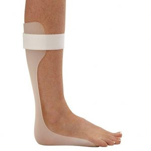 fixed foot drop ankle and foot support
