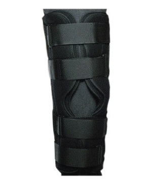 physio med knee immobilizer
